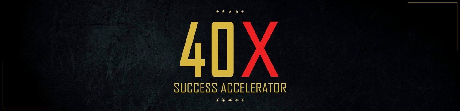 40x success accelerator get rich and quit your job