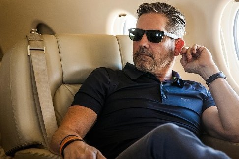 Grant Cardone the perfect Alpha Male example