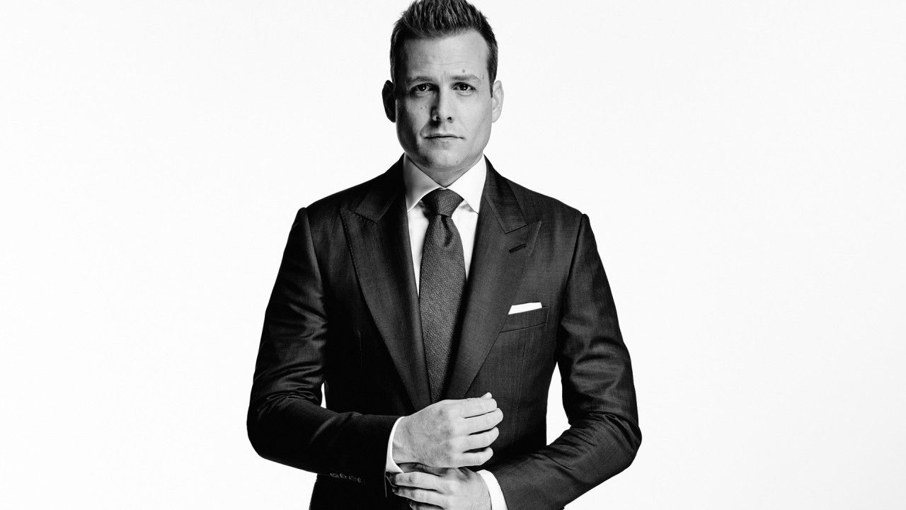 Sigma male example Harvey Specter from Suits