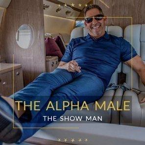 the alpha male menu Grant Cardone