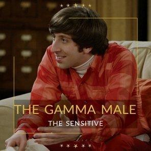 the gamma male menu pic